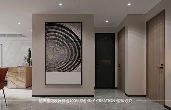 10-15万70平米三室一厅现代简约风格走廊装修效果图