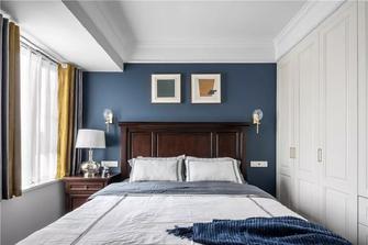 120平米三室两厅美式风格卧室设计图