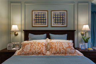 120平米四美式风格卧室图