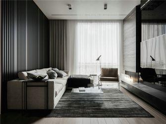 60平米一室一厅欧式风格客厅图