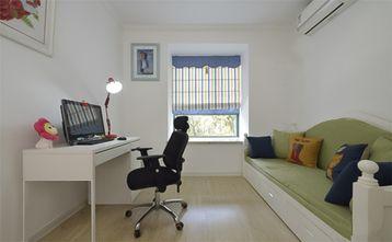 80平米地中海风格卧室设计图