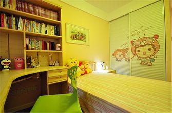 70平米现代简约风格儿童房效果图