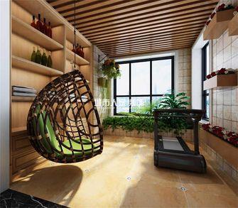 140平米四欧式风格阳光房装修效果图