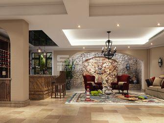 豪华型140平米别墅美式风格储藏室图片