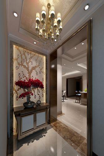 豪华型140平米四室四厅新古典风格玄关装修效果图