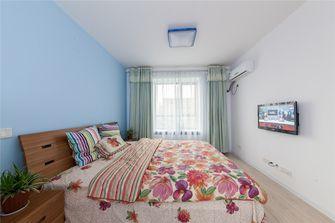 80平米地中海风格卧室装修图片大全