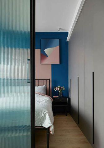 30平米小户型现代简约风格卧室欣赏图