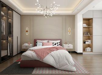 130平米四室一厅法式风格儿童房设计图