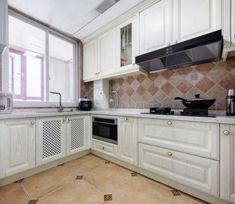 30平米以下超小户型美式风格厨房设计图