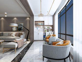 140平米三室一厅其他风格阳台效果图