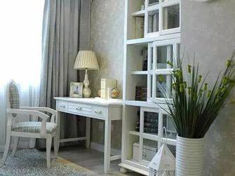 60平米三室一厅地中海风格书房效果图