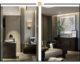 120平米一居室现代简约风格玄关图
