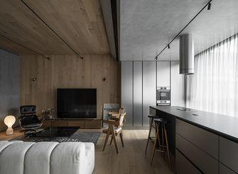 130平米三室两厅混搭风格客厅装修效果图