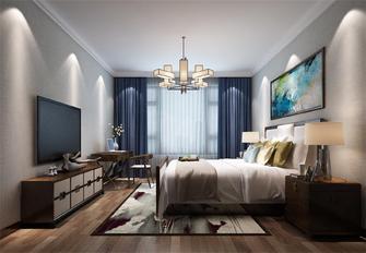 110平米三室两厅新古典风格卧室效果图