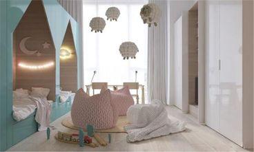 140平米三室两厅新古典风格儿童房装修效果图