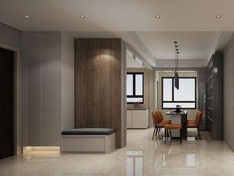 140平米三室两厅现代简约风格走廊图片大全