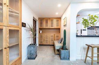 100平米三室一厅日式风格玄关装修图片大全