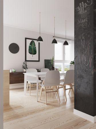 70平米一室两厅其他风格餐厅装修图片大全