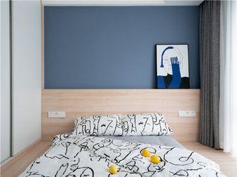 50平米小户型现代简约风格卧室设计图