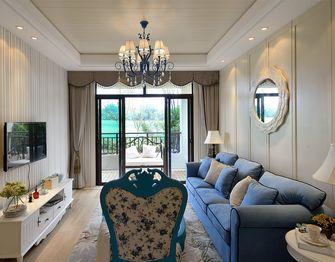 30平米以下超小户型地中海风格客厅装修图片大全