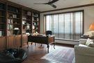 5-10万140平米别墅美式风格书房装修效果图
