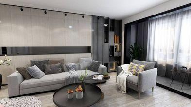 90平米三室两厅宜家风格客厅设计图
