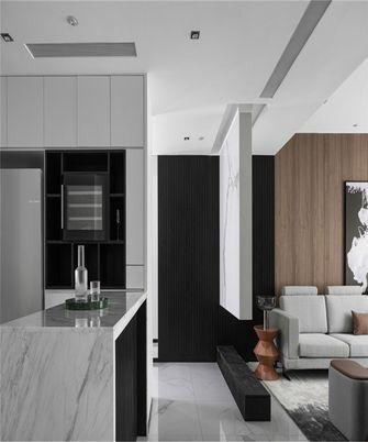 富裕型100平米三室两厅新古典风格走廊装修效果图