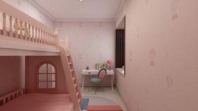 80平米宜家风格儿童房图