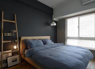 110平米四日式风格卧室图片大全