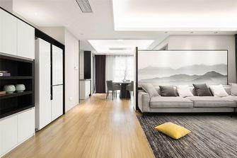 120平米四中式风格客厅设计图