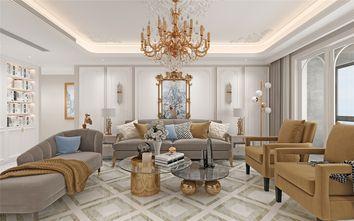 120平米四室四厅美式风格客厅装修案例