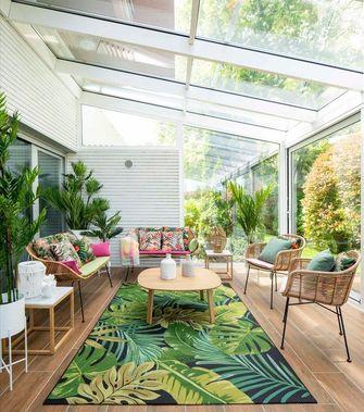140平米别墅欧式风格阳光房设计图