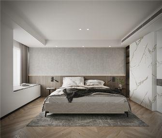 120平米四室一厅现代简约风格卧室图片大全