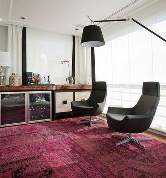 140平米四室四厅北欧风格书房装修效果图