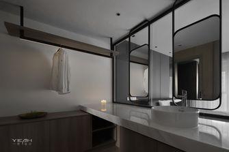 140平米复式现代简约风格卫生间欣赏图