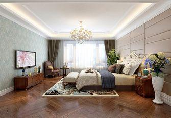 140平米三室五厅其他风格卧室图片