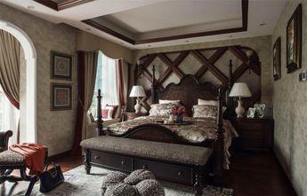 120平米四室两厅美式风格卧室效果图