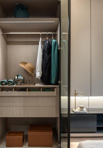 80平米三室一厅现代简约风格衣帽间装修效果图