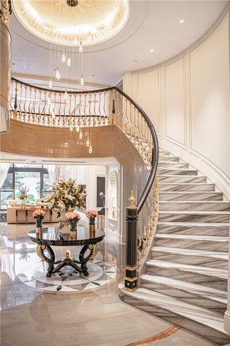 20万以上140平米别墅法式风格楼梯间设计图