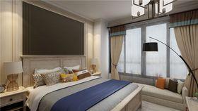 100平米三室两厅中式风格卧室欣赏图