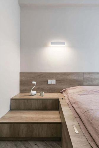 100平米三室两厅混搭风格卧室效果图