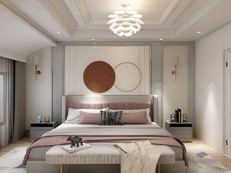 140平米别墅现代简约风格卧室图