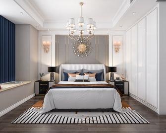 70平米公寓欧式风格卧室装修效果图