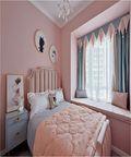 90平米四室两厅混搭风格儿童房欣赏图