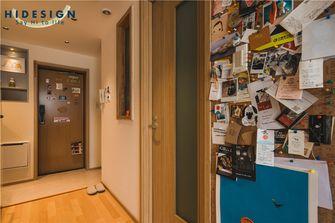 40平米小户型日式风格走廊设计图