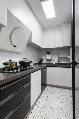 60平米三现代简约风格厨房效果图