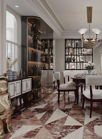 富裕型140平米四室两厅新古典风格餐厅装修效果图