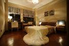 110平米东南亚风格卧室欣赏图