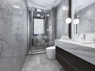 130平米四室两厅混搭风格卫生间设计图