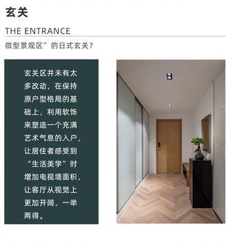 经济型60平米一居室现代简约风格玄关图片大全